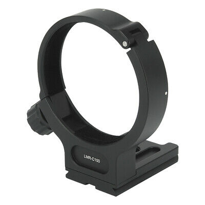 AU66.98 • Buy Lens Collar Foot For Canon EF 100mm F2.8L Macro IS USM Built-in Arca Swiss Plate