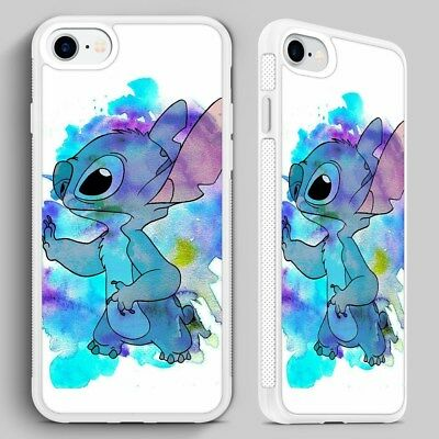 Lilo And Stitch Amazing Colourful Art QUALITY PHONE CASE COVER For IPHONE  • 6.95£