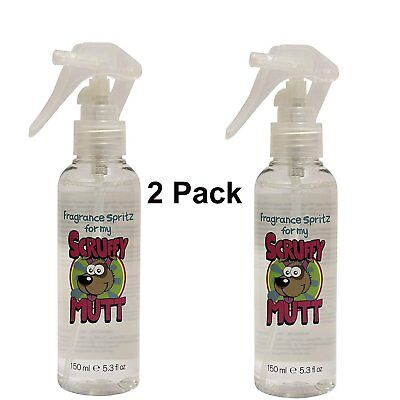 Dog Perfume 2X 150ml Bottles Cologne Fragrance Pet Professional Spray Grooming • 7.99£