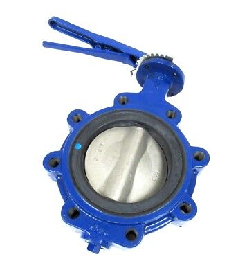 $300 • Buy New Keystone 222 Butterfly Valve 6  304ss 416ss Epdm 250 Psi