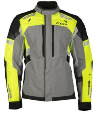 $ CDN856.82 • Buy Klim Latitude Hi Viz Adventure Sport GTX D30 Armored Motorcycle Jacket Size XL