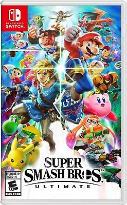 $57.95 • Buy Switch Super Smash Bros. Ultimate NEW