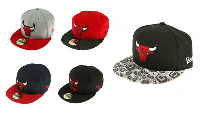 New Era NBA Chicago Bulls Fullcap Berretto Michael Jordan Fitted  Pallacanestro • 13.90€ ed63108e8a2d