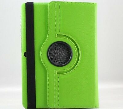 AU35.04 • Buy Cover For Tablet Samsung Galaxy Tab Pro 10.1 T520 Swivel Green