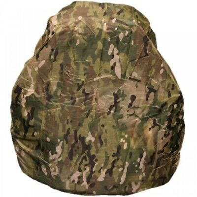 £14.99 • Buy British Army Mtp Multicam Rucksack Cover Daysack Cover  Small New Mtp