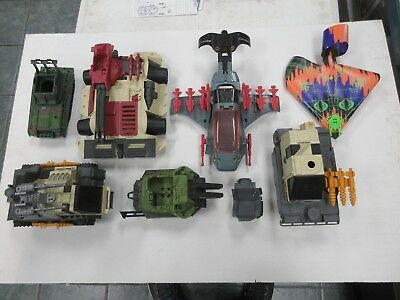 $ CDN97.04 • Buy 1980's GI JOE ARAH VEHICLE LOT FOR PARTS
