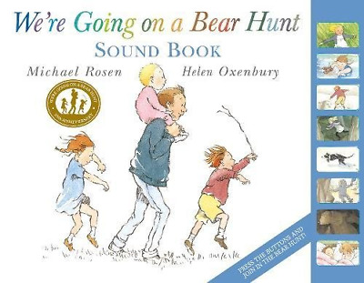 £14.74 • Buy We're Going On A Bear Hunt