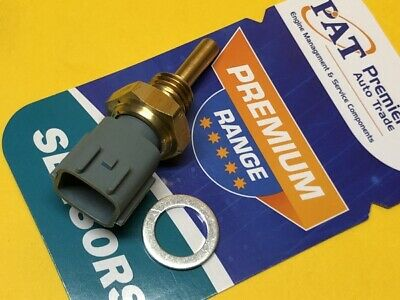 AU24.66 • Buy Coolant Temperature Sensor For Nissan R20 R50 TERRANO 2.7L 9/95-6/00 Water Temp