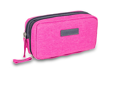 Elite Isothermal Cool Bag/ Case For Insulin And Diabetic Kit Organiser  - Pink • 19.49£
