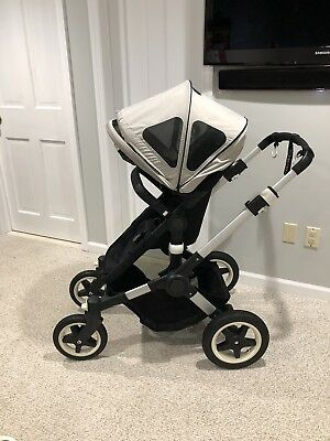 $725 • Buy Bugaboo Buffalo Stroller And Bassinet With Accesories