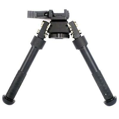 Tactical 6.5 - 9 Inch Bipod Adjustable Pan Tilt Hunting Atlas Bipod Clone+Spike • 32.10$