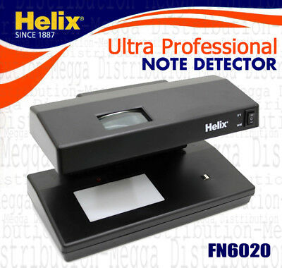 £7.95 • Buy Helix UV Light Fake/Counterfeit Money Bank Paper/Polymer Note Checker/Detector