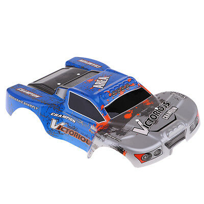 A969-B-01 RC Truck Buggy Body Shell For 1/18 Scale Wltoys A969 A969-B Parts • 8£