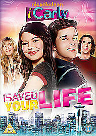 ICarly - I Saved Your Life (DVD, 2011) • 5.29£