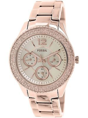 f50e779583f5 ... Tailor Multifunction Watch Es4393. Source · Fossil Women s Stella  ES3590 Rose-Gold Stainless-Steel Quartz Fashion Watch • 79.99