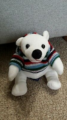 Tesco Chilly Co & And Friends 6  Podge The Polar Bear  • 7.45£