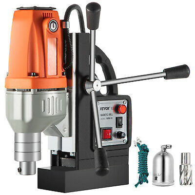 BRM35 240V 35mm Mag Drill Magnetic Drill Drilling Machine 10000N Rotabroach Type • 187.98£