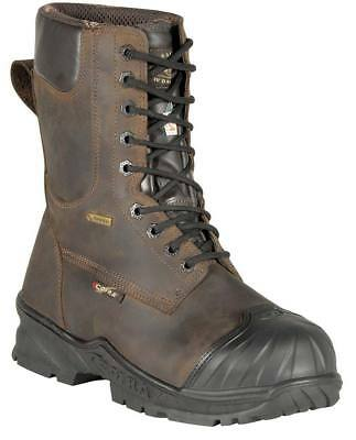 New Men's COFRA ENERGY Brown CHAINSAW Boot I/75 C/75 - USA/CAN Safety Standard  • 202.05£