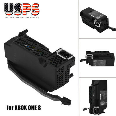 $19.26 • Buy For Xbox ONE S Models Slim Power Supply Adapter Brick N15-120P1A Accessory Black