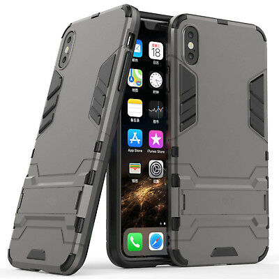 AU20.99 • Buy Dust-Proof Shockproof Drop-Proof Scratch-Resistant Tough Case For IPhone XS Max