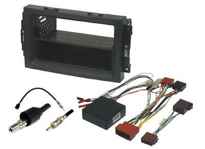 $165.83 • Buy InCarTec FK-304 Jeep Grand Cherokee 05 - 09 Single Double Din Stereo Fitting Kit