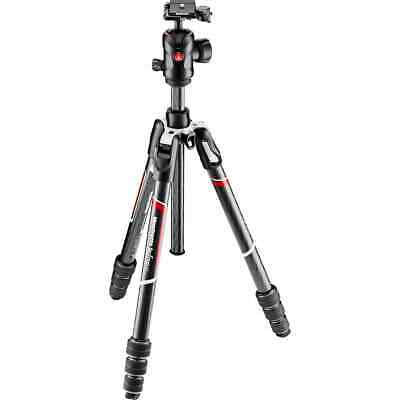 AU709 • Buy Manfrotto Befree GT Carbon Fiber Travel Tripod With Bag