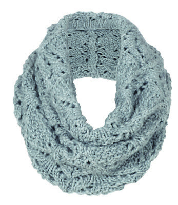 £16.95 • Buy Aran Traditions Womans Ladies Winter Warm Hand Knit Lace Cable Design Snood