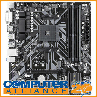 AU119 • Buy Gigabyte AM4 MicroATX B450M DS3H DDR4 Motherboard