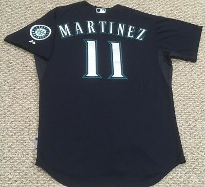 meet 8b957 33b9b seattle mariners game issued jersey