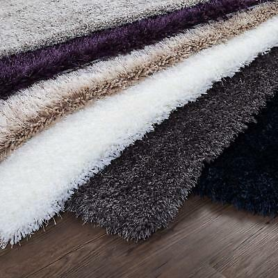 AU78.29 • Buy 50mm Thicken Shag Shaggy Floor Area Rug Luxurious Large Mat Carpet Soft 6 Colors