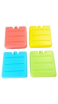 Reusable Freezer Blocks Cool Ice Pack Cooler For Picnic Travel Lunch Box • 3.25£