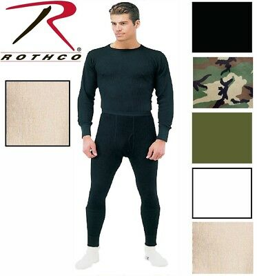 $17.99 • Buy Military Waffle Thermals Knit Underwear Cold Weather Long Johns Warm Base Layer