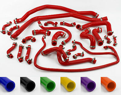 £239.95 • Buy Silicone Coolant Breather Hoses Fits MG F TF Radiator PRT Upgrade Stoney Racing