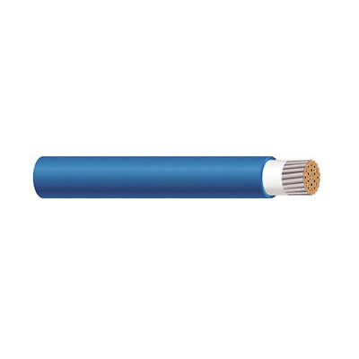 AU3393.58 • Buy 57144701 6 AWG 1 Conductor Stranded TC Blue Unshielded TelcoFlex II Cable
