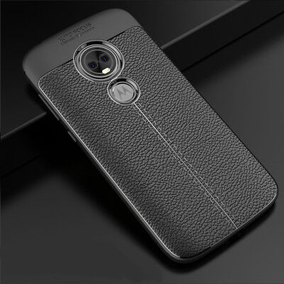 AU1.47 • Buy For Motorola Moto C E4 E5 G4 G5S G6 Plus Z2 Z3 Soft Case TPU Leather Slim Cover