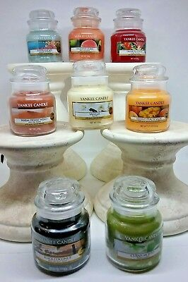 Yankee Candle - Small Jar - CLEARANCE STOCK. Christmas Fragrances Available • 7.79£