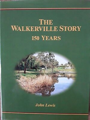 AU22 • Buy The Walkerville Story 150 Years By John Lewis <hardcover - 1988>