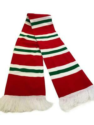 £10.80 • Buy Red And Green Chelsea Football Scarf 1970's Away Kit Colours Vintage Retro NEW