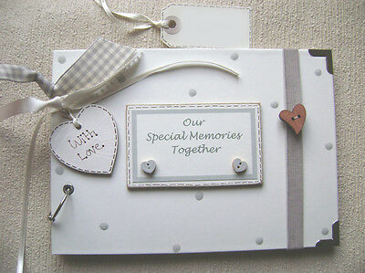 OUR SPECIAL MEMORIES.....A5 SIZE. 20 Pages  PHOTO ALBUM/SCRAPBOOK/MEMORY BOOK • 13.20£