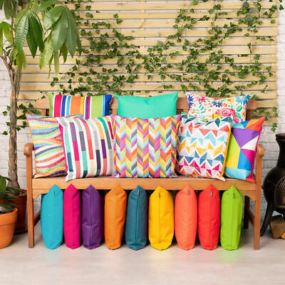 £14.99 • Buy Outdoor Cushion Water Resistant Garden Cushions Patio Furniture Chair Seat