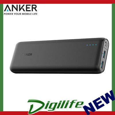 AU99 • Buy Anker PowerCore 20100mAh Power Bank With 4.8A Output 2x USB Output