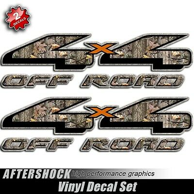 $29.99 • Buy 4x4 Camouflage Truck Hunting Decal Orange Archery Deer Sticker For Ford Hoyt PSE