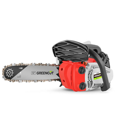 View Details 'greencut GS2500 12 Pruning Chainsaw With Motor Petrol 25.4 Cc, 2 Times With Of • 125.23£