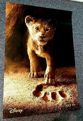 Lion King Movie Poster 2019 Hd