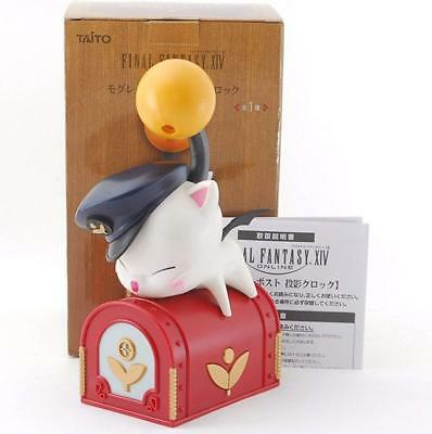 AU47.17 • Buy  Final Fantasy XIV Moogle Letter Post Projection Clock NEW Collectibles Game FF