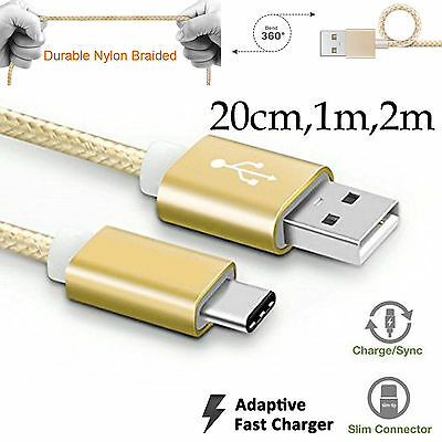 AU5.99 • Buy Type-C Strong Fast Data Charger Cable OnePlus 3 3T 5 5T 6 6T 7 7T Pro McLaren
