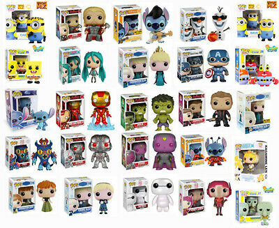 Funko Pop Figures Giant Collection - Choose Your Pop Vinyl - 6  Or Multi Pack • 59.95£