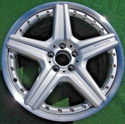 $659 • Buy Genuine OEM Factory Mercedes Benz AMG 19 Inch S550 CL550 WHEEL 65502 A2214000402