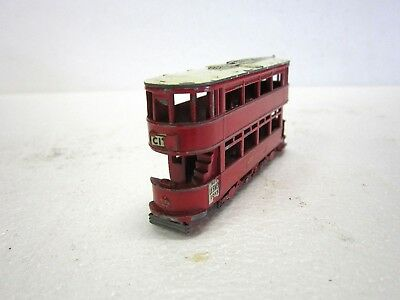 AU11.64 • Buy MATCHBOX MOY Y-3 Diecast LONDON E-CLASS TRAMCAR 1956 No Box