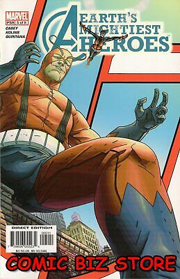 Avengers: Earth's Mightiest Heroes #5 (2005) 1st Print Bagged & Boarded Marvel • 5.50£
